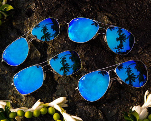 Maui Jim Baby Beach Blue