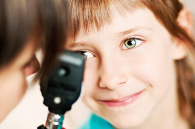Child's First Eye Exam